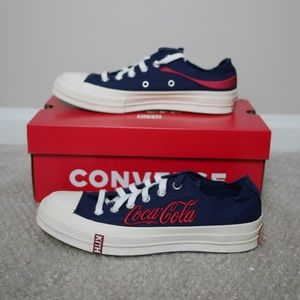Converse Chuck Taylor All-Star 70s Kith x CocaCola